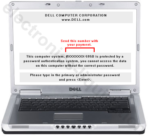 BIOS PASSWORD FOR DELL INSPIRON Unlock.
