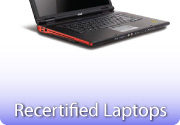 Recertified Laptops